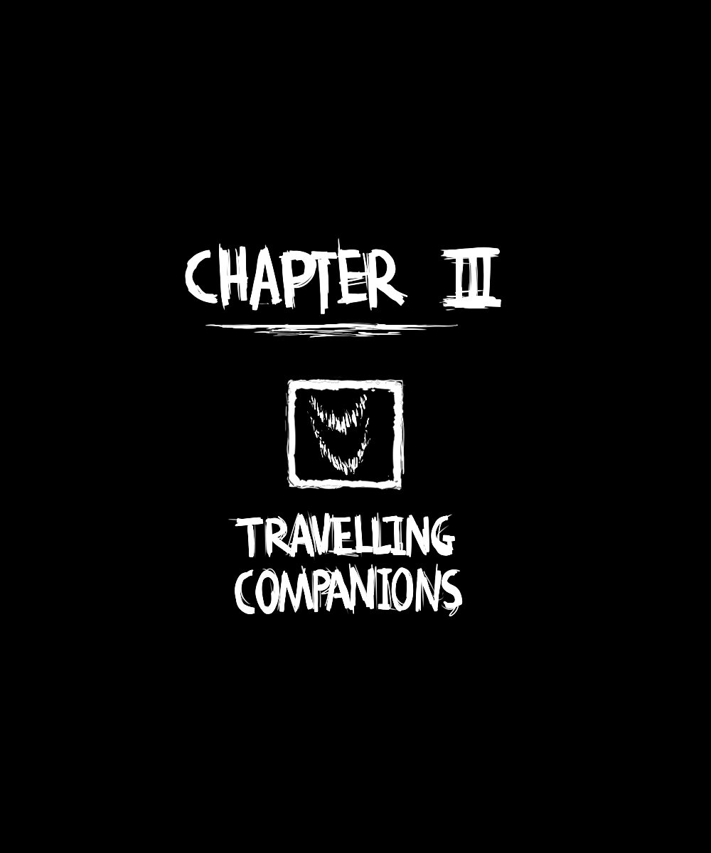 CHAPTER 3 – TRAVELLING COMPANIONS