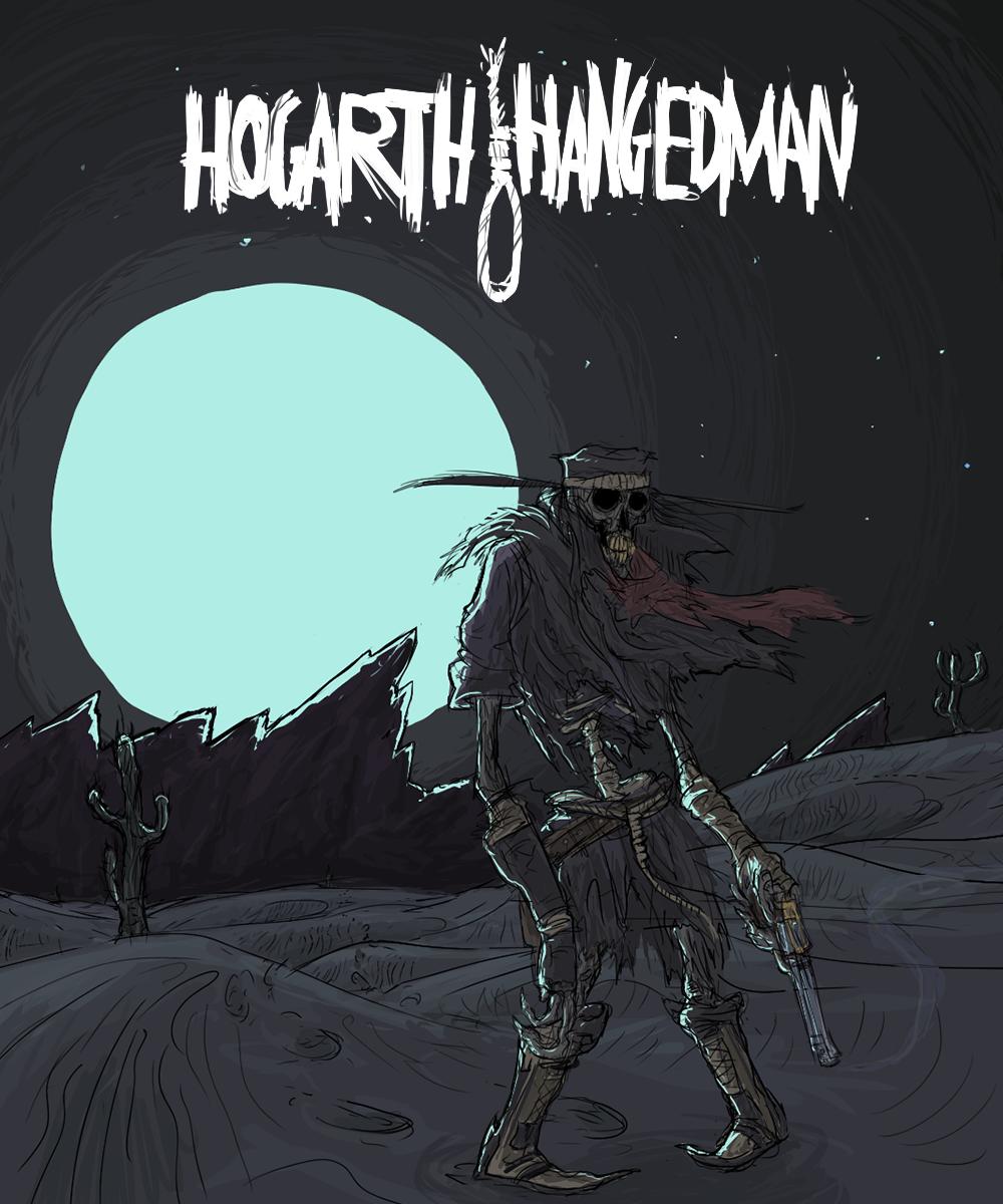 HOGARTH HANGEDMAN